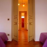 porte di legno laccate