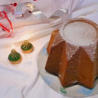 pandoro cake. casafacilefelice.org