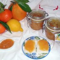 marmellata di agrumi e cannella, casafacilefelice.org