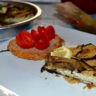 www.casafacilefelice.org,tortino di melanzane e ricotta,