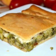 www.casafacilefelice.org,torta salata,torta di verdure,