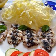 sardine arrostite,www.casafacilefelice.org