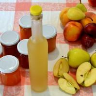 pectina fatta in casa,video ricetta pectina,www.casafacilefelice.org