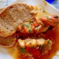 www.casafacilefelice.org,zuppa di pesce fresco,scorfano,musdea,tanuta,
