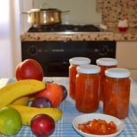 confettura frutta mista,casafacilefelice.org,mixed fruits jam,