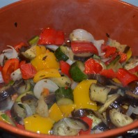 fricassea di verdure