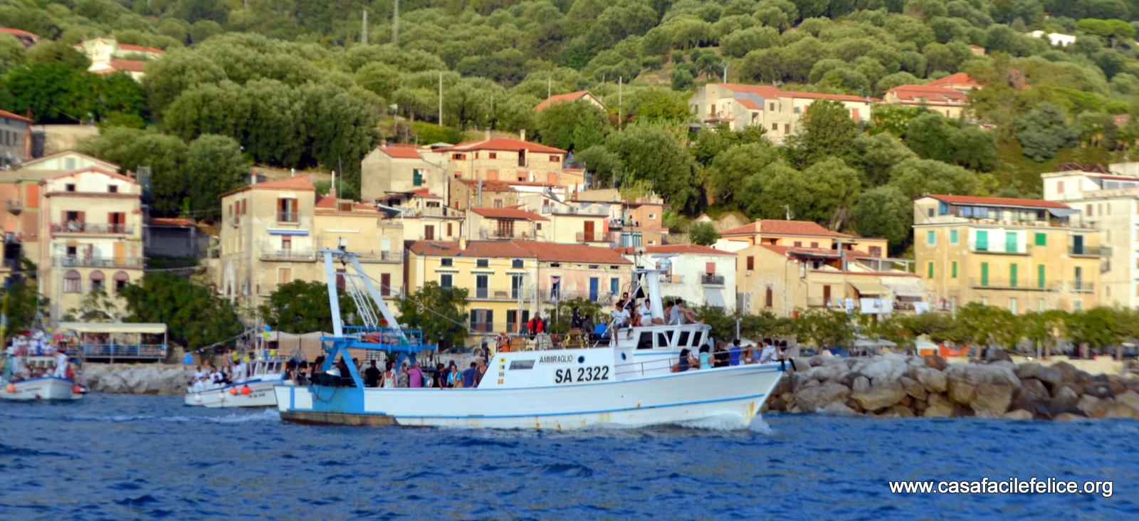 Marina di Pisciotta, Salerno