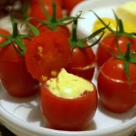 pomodorini al formaggio