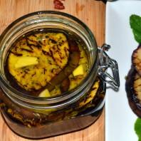 melanzane grigliate sottolio
