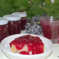 gelatina uva fragola
