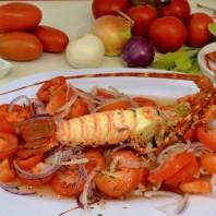 aragosta,langostina,lobster,alla catalana